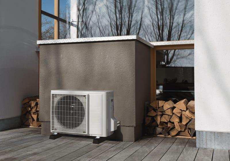 varmepumpe håndværkerfradrag  Rønde