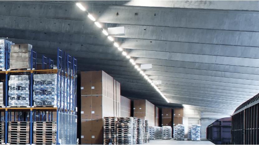 Industriel-led-belysning